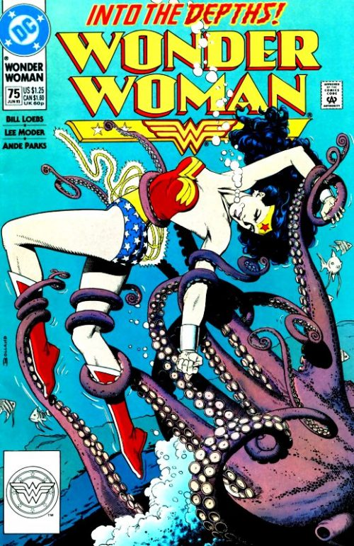 Wonder Woman Volume Two issue 75