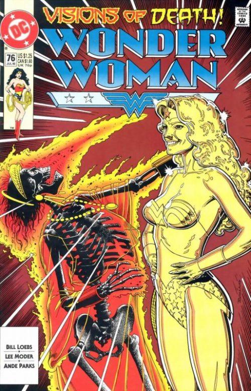 Wonder woman Volume Two issue 76