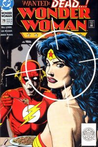 Wonder Woman Volume Two issue 78