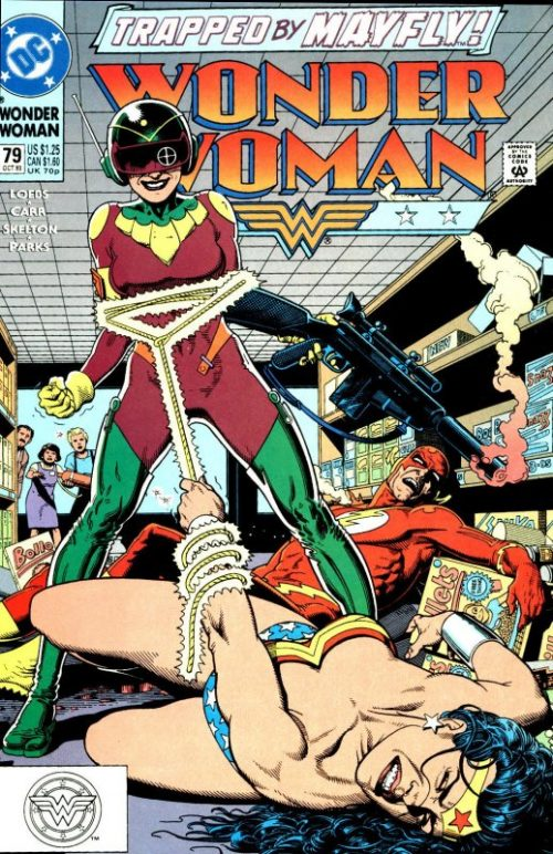 Wonder Woman Volume Two Issue 79