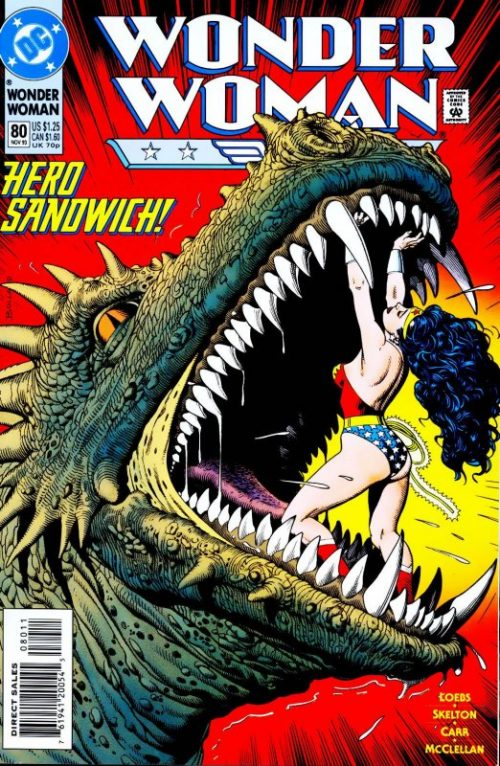Wonder Woman Volume Two Issue 80