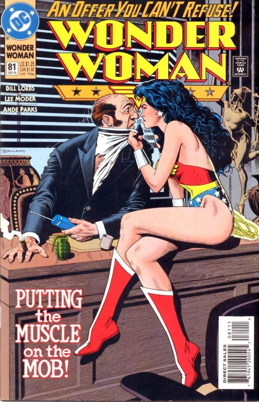 Wonder Woman Volume Two Issue 81