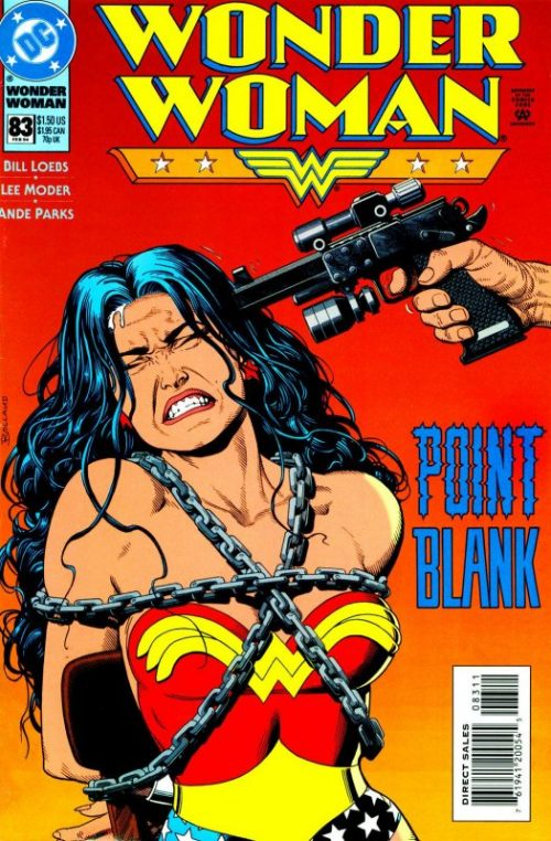 Wonder Woman Volume Two Issue 83