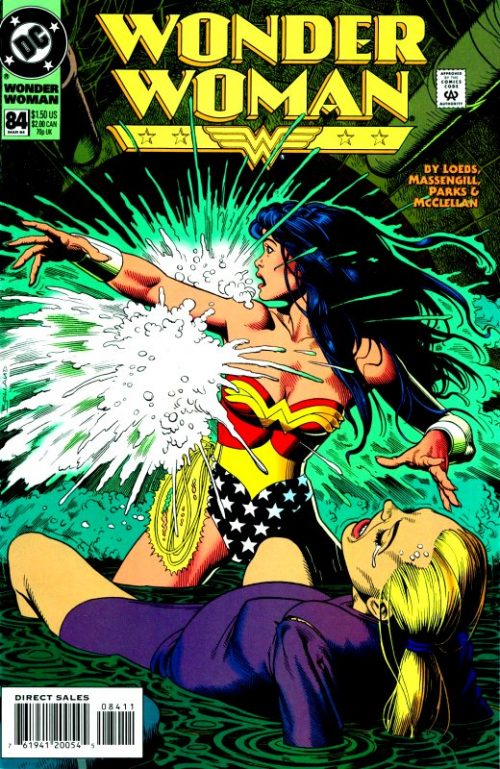Wonder Woman Volume Two Issue 84
