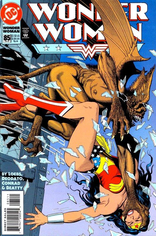 Wonder Woman Volume Two Issue 85