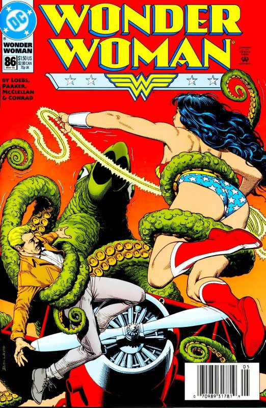 Wonder Woman Volume Two Issue 86