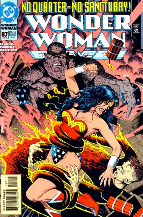 Wonder Woman Volume Two Issue 87
