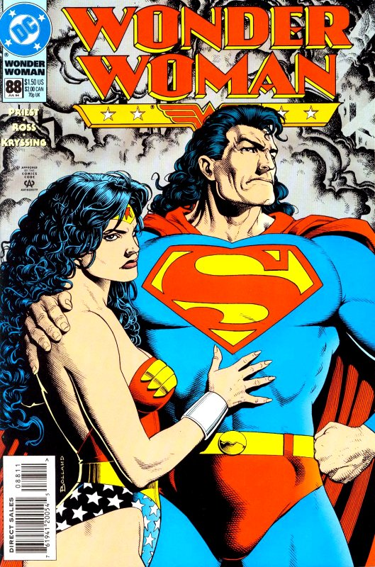 Wonder Woman Volume Two issue 88
