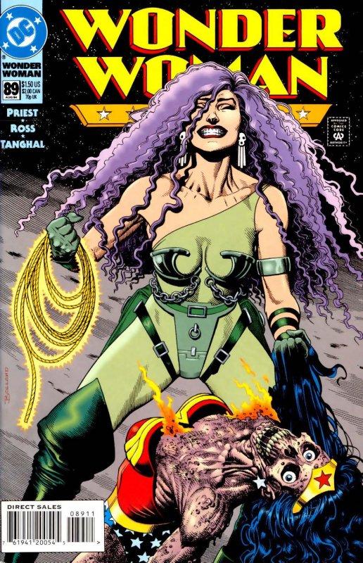 Wonder Woman Volume Two issue 89