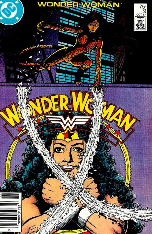 Wonder Woman Volume Two issue 9