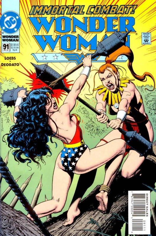 Wonder Woman Volume Two Issue 91