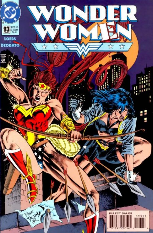 Wonder Woman Volume Two Issue 93