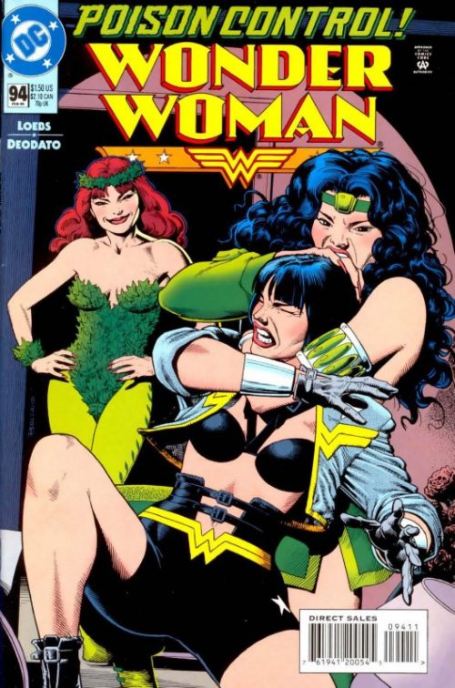 Wonder Woman Volume Two issue 94