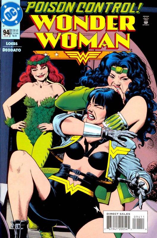 Wonder Woman Volume Two issue 94