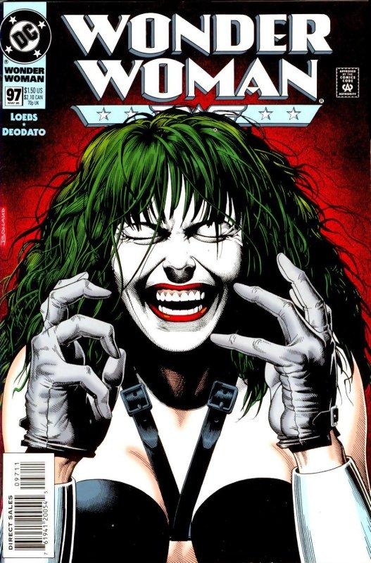 Wonder Woman Volume Two Issue 97