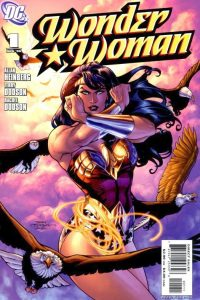 Wonder Woman Volume Three Issue 1