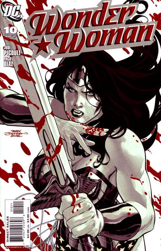 Wonder Woman Volume Three Issue 10