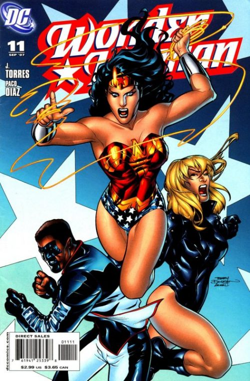 Wonder Woman Volume Three Issue 11