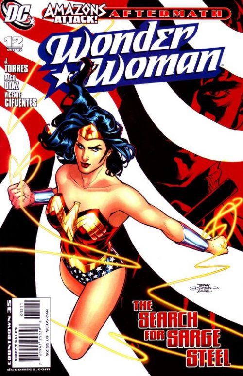 Wonder Woman Volume Three Issue 12