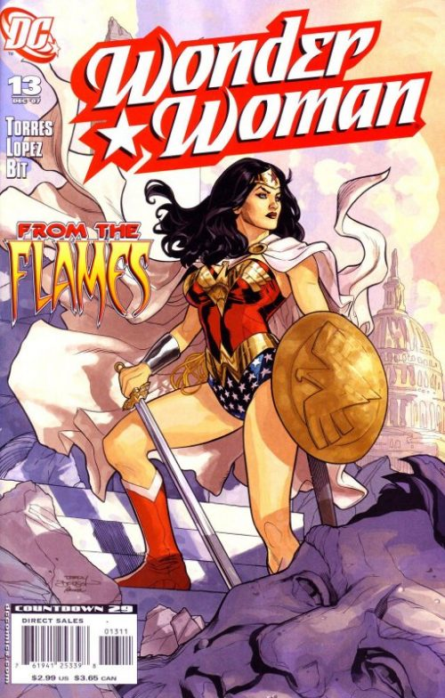 Wonder Woman Volume Three issue 13