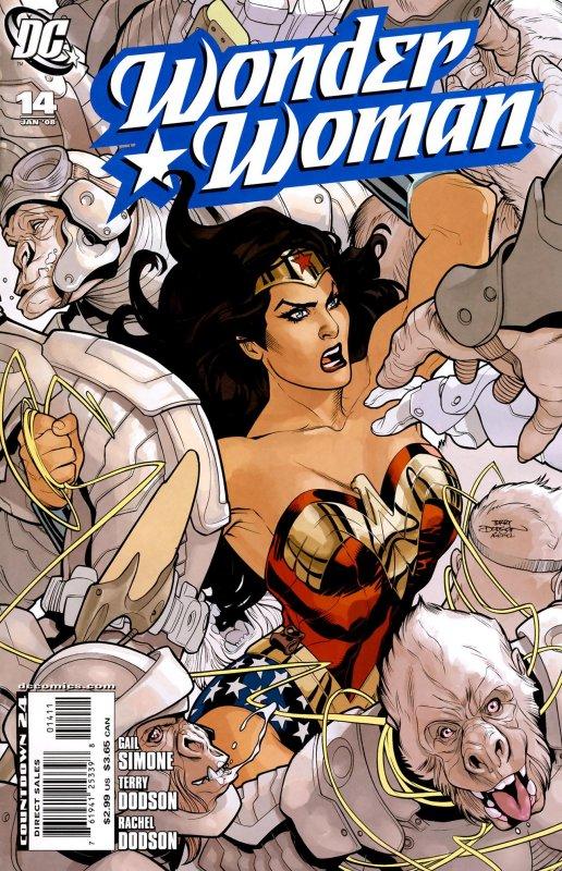 Wonder Woman Volume Three Issue 14