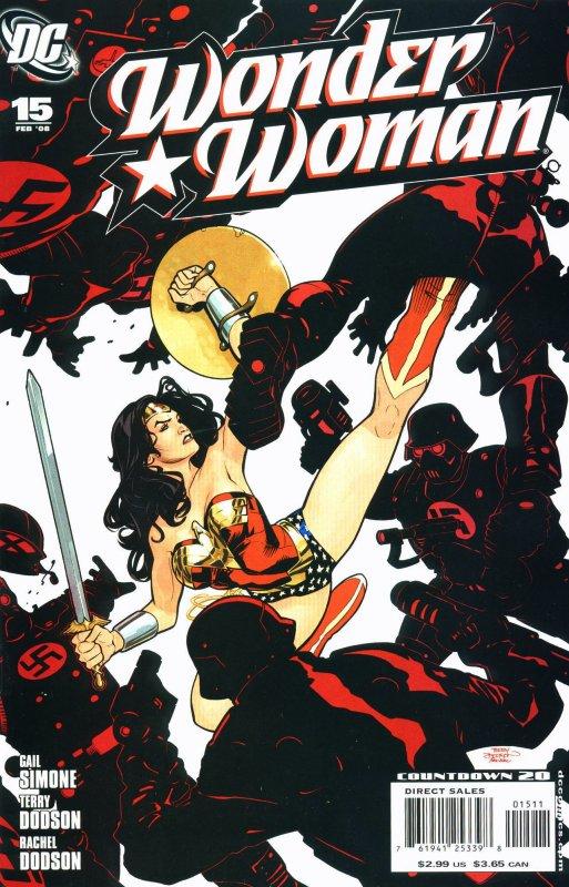 Wonder Woman Volume Three Issue 15