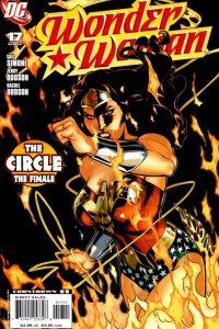 Wonder Woman Volume Three Issue 17