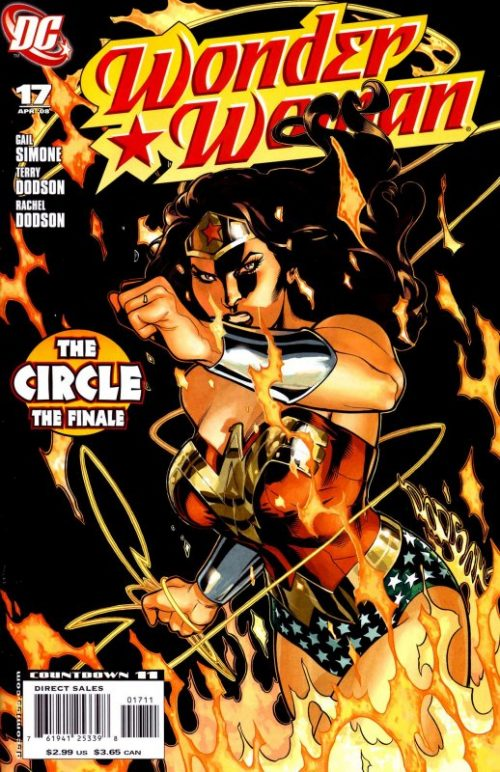 Wonder Woman Volume Three Issue 17