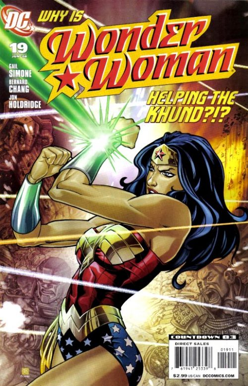 Wonder Woman Volume Three Issue 19