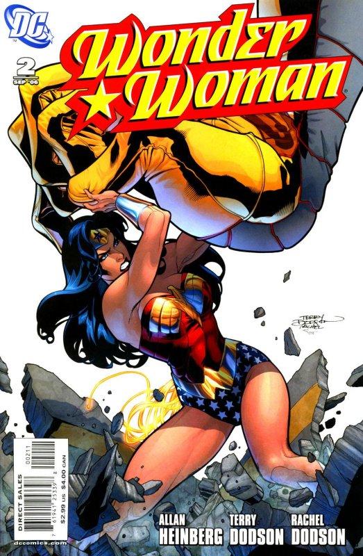 Wonder Woman Volume Three Issue 2
