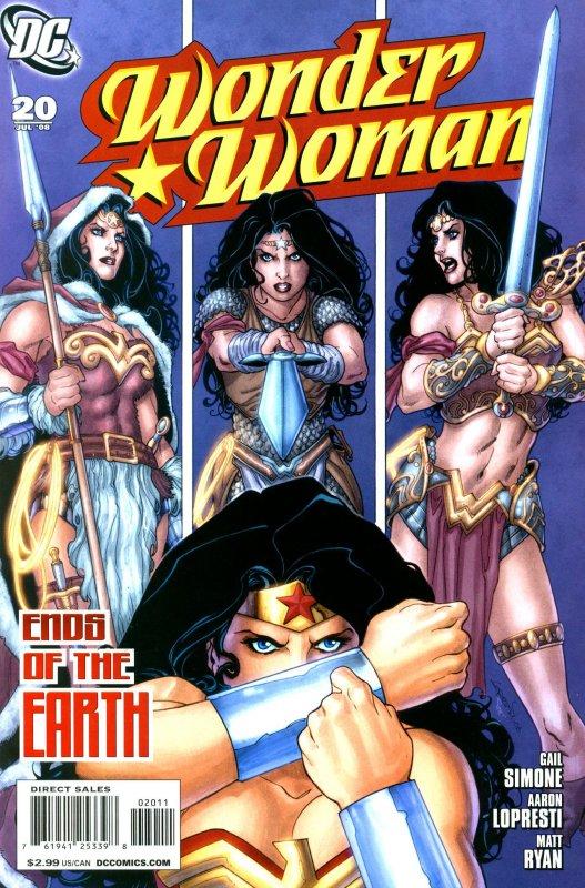 Wonder Woman Volume Three Issue 20