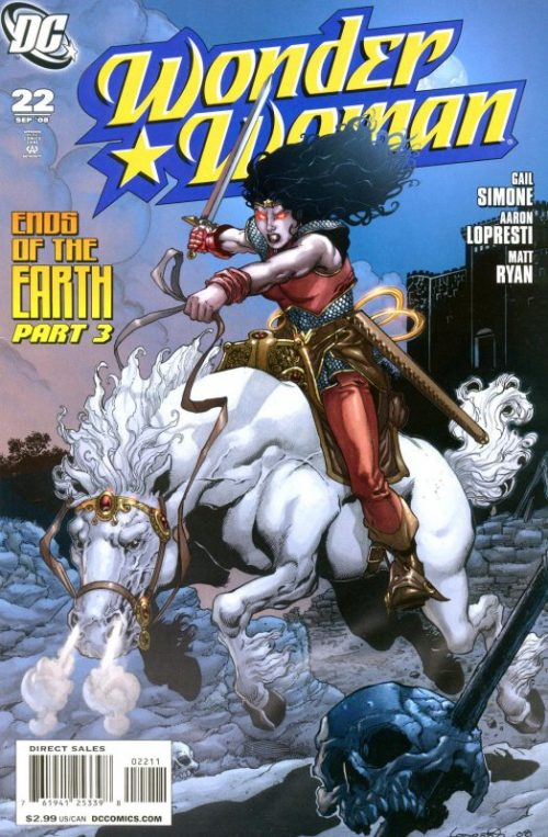 Wonder Woman Volume Three Issue 22