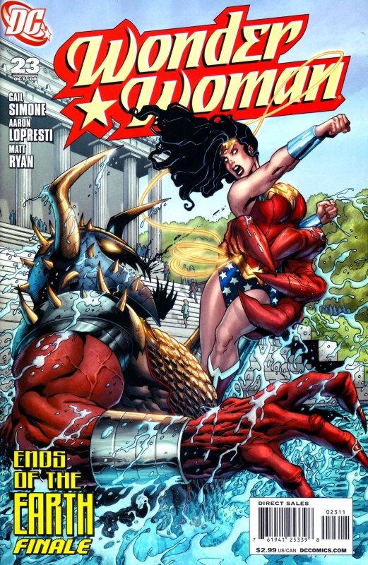 Wonder Woman Volume Three Issue 23