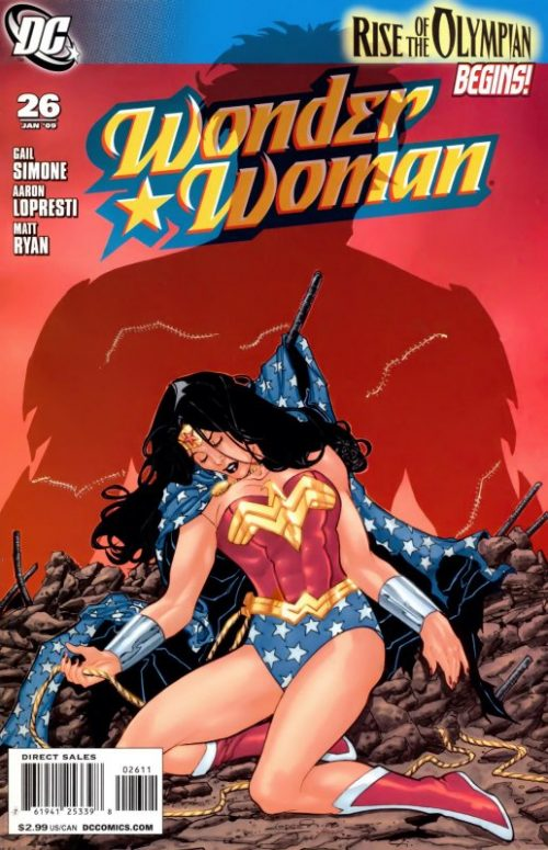 Wonder Woman Volume Three issue 26