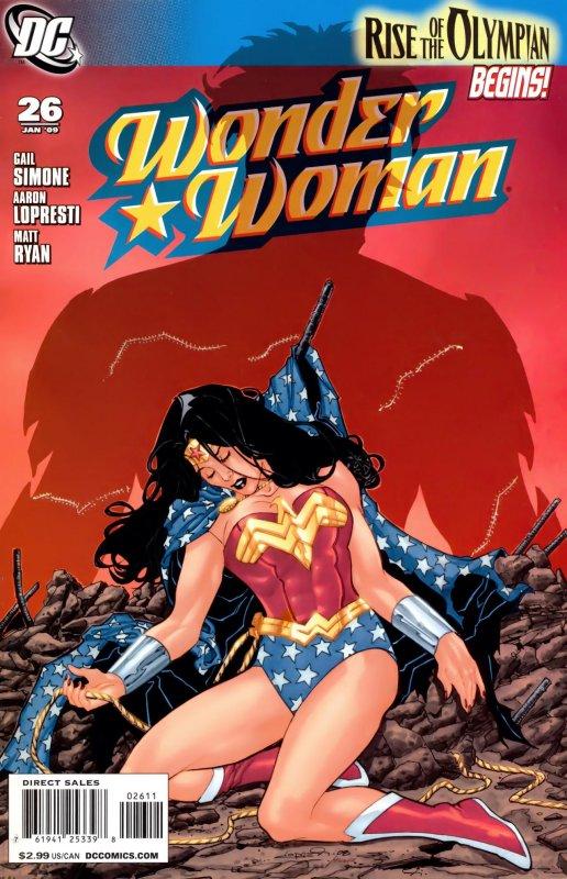 Wonder Woman Volume Three issue 26
