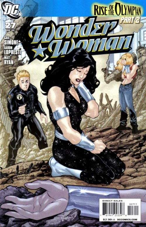 Wonder Woman Volume Three Issue 27