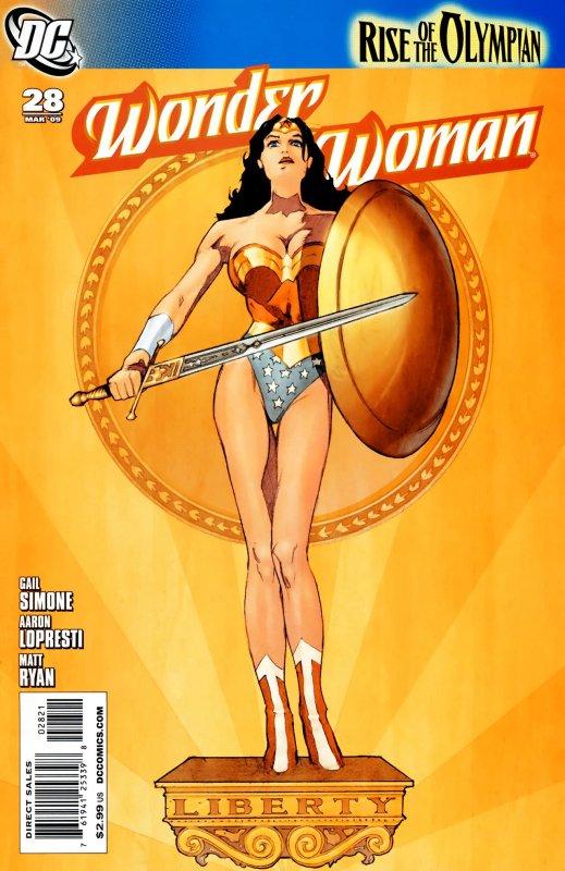 Wonder Woman Volume Three Issue 28