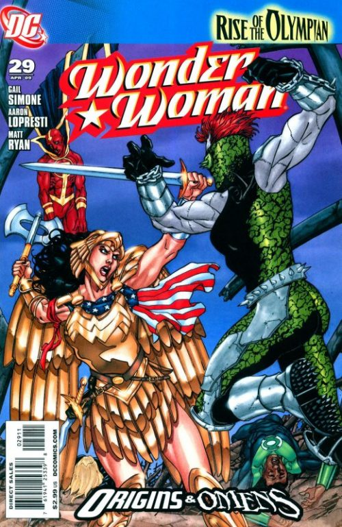 Wonder Woman Volume Three Issue 29