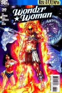 Wonder Woman Volume Three Issue 30