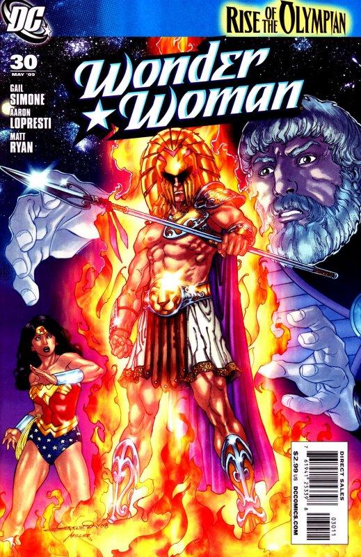 Wonder Woman Volume Three Issue 30