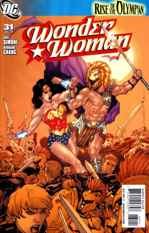 Wonder Woman Volume Three issue 31