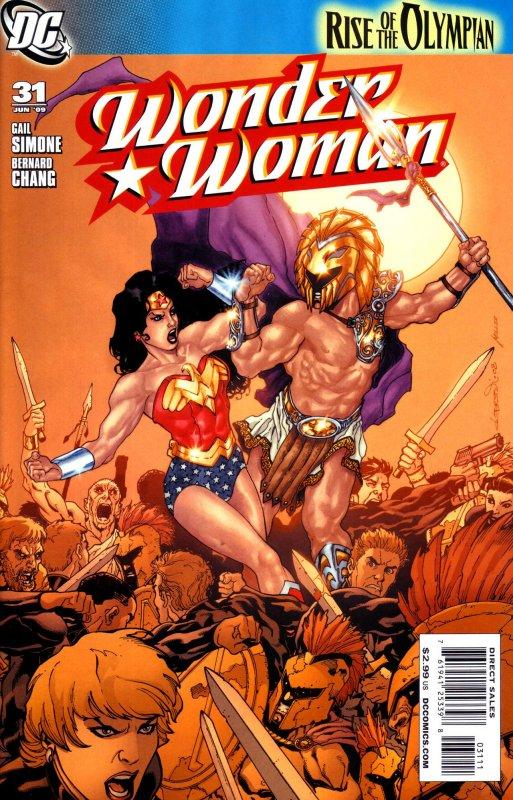 Wonder Woman Volume Three issue 31