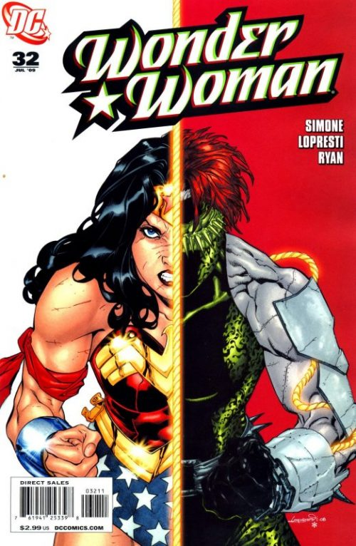 Wonder Woman Volume Three Issue 32