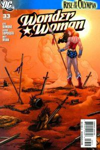 Wonder Woman Volume Three Issue 33