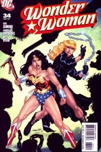 Wonder Woman Volume Three Issue 34