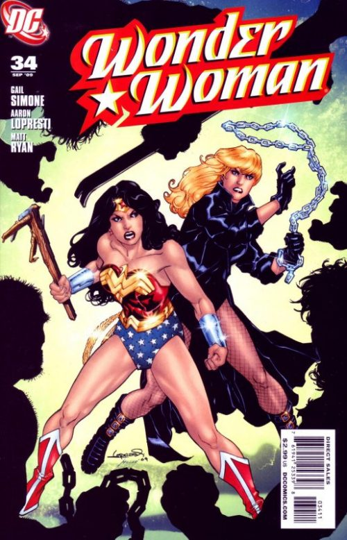Wonder Woman Volume Three Issue 34