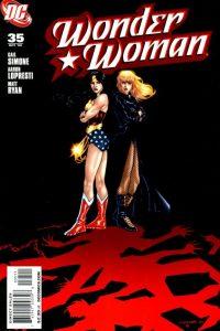 Wonder Woman Volume Three Issue 35
