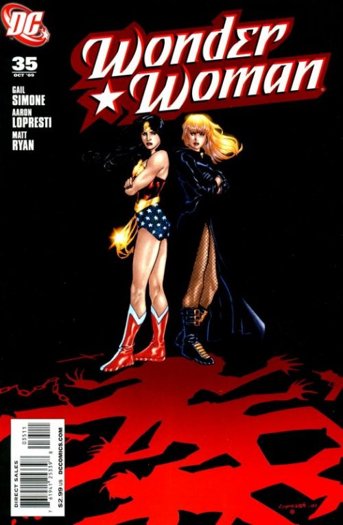 Wonder Woman Volume Three Issue 35