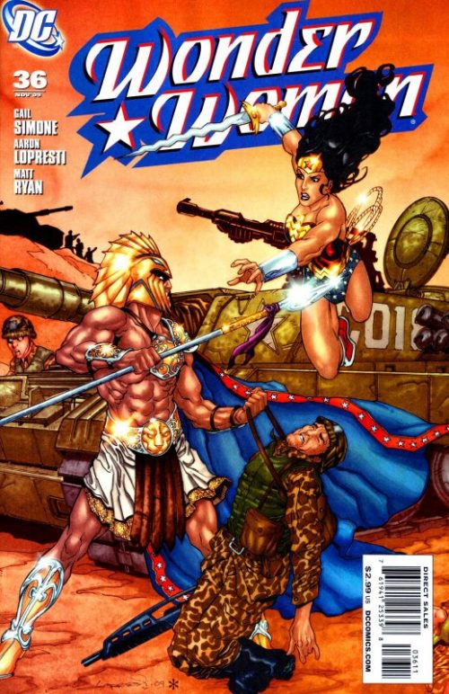 Wonder Woman Volume Three Issue 36