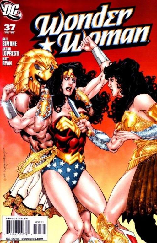 Wonder Woman Volume Three Issue 37